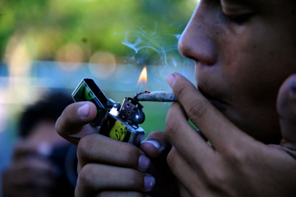 Policy: People are allowed to have 10 grams of marijuana.