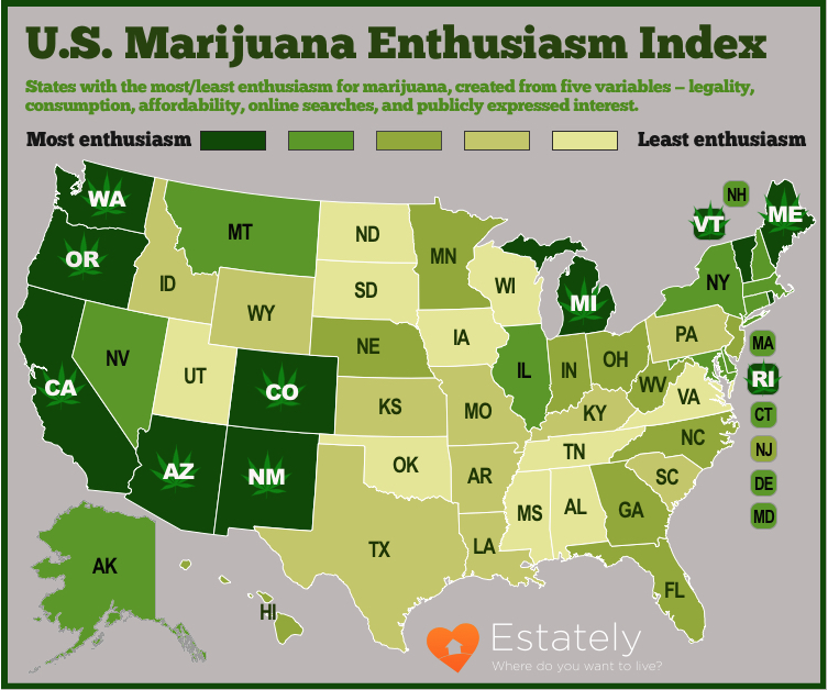 state of utah map with 10 Most Marijuana Friendly States Usa on File metate arch   grand staircase Escalante national monument    1 also 2873926458 additionally Montgomery as well Conference Services together with Which Superhero Does Your State Love The Most.