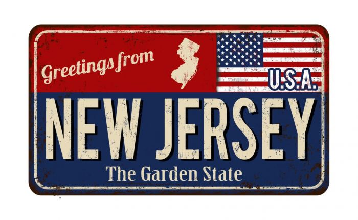 new jersey car plate