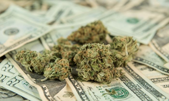 These States Have The Highest Cannabis Sales Taxes In America