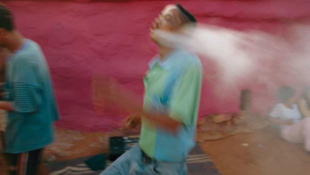 """Welkom, South Africa, man running while exhaling marijuana smoke. - See more at: <a href=""""http://afkinsider.com/96081/18-countries-ranked-for-marijuana-tolerance-in-africa/18/#sthash.3PylvIxz.dpuf"""">http://afkinsider.com/96081/18-countries-ranked-for-marijuana-tolerance-...</a>"""