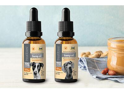 CBD drops for dogs