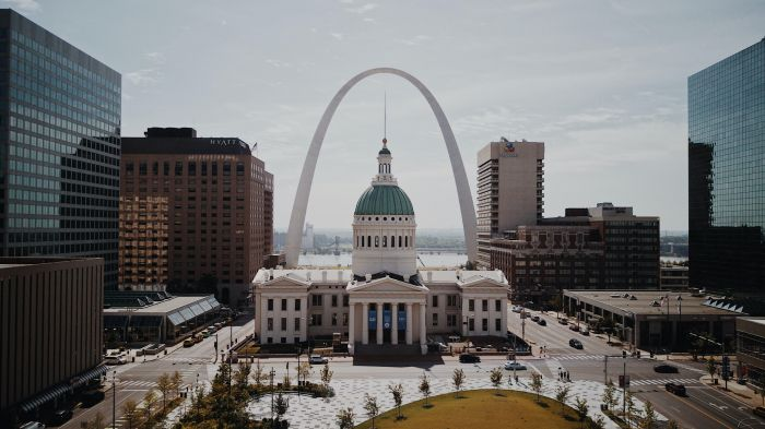 image of the city of st. louis
