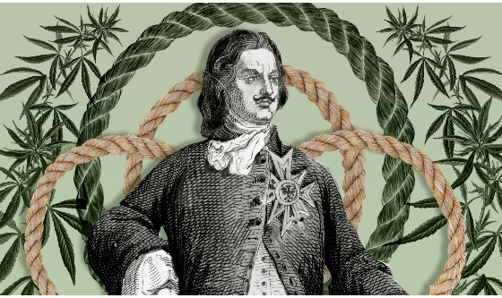 How Russia used to be the world's biggest hemp exporter