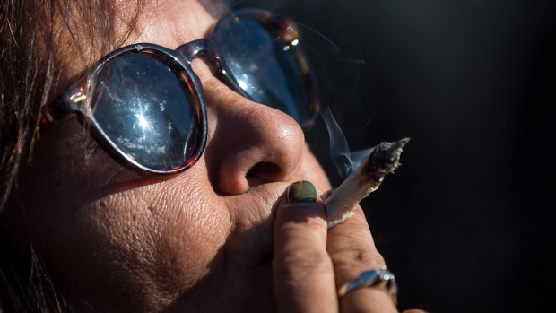 Britons who legally smoke cannabis in the US 'risk being deported'