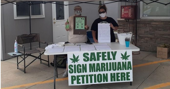 Nebraska Medical Marijuana Petition Gathers 182,000 Signatures
