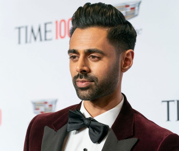 Netflix's Patriot Act with Hasan Minhaj Takes On Cannabis Legalization